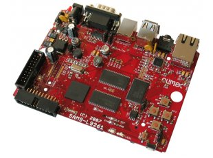 SAM9-L9261 Development Platform with ARM9