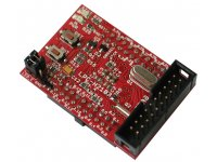 LPC2103 ARM7 microcontroller header board