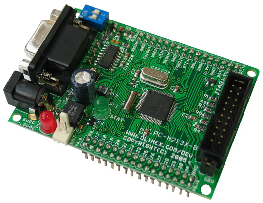 Olimex LPC-H2138
