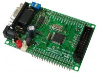 Header board for LPC2138 ARM7TDMI-S microcontroller