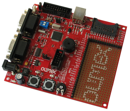 Olimex LPC-P2148