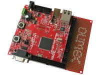 Development prototype board with LPC2378 Ethernet, USB, 2x CAN, 2xRS232, ETHERNET, SD/MMC