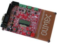 Development prototype board with LPC2919 2x CAN, 2x LIN , SD/MMC