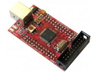 Header board for STM32F103RBT6 CORTEX-M3 microcontroller