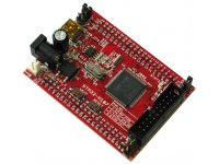 Header board for STM32F107 CORTEX-M3 microcontroller