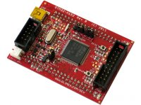 Header board for STM32L152VBT6 low power CORTEX-M3 microcontroller