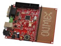 Header board for STM32F405RGT6 ARM Cortex M4 1024KB FLASH 168 Mhz 192kB SRAM