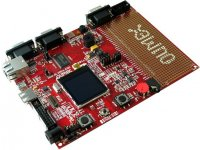 Development board for STM32F407ZGT6 CORTEX-M4 microcontroller