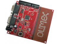 Development board for STR712 ARM7TDMI-S microcontroller