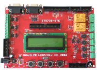 Development board for STR730 ARM7TDMI-S microcontroller