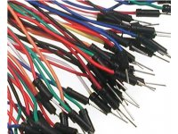 Jumper Wires for solderless breadboard for experimenting (female-female)