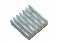 Aluminum heatsink radiator for A20 and A10 IC
