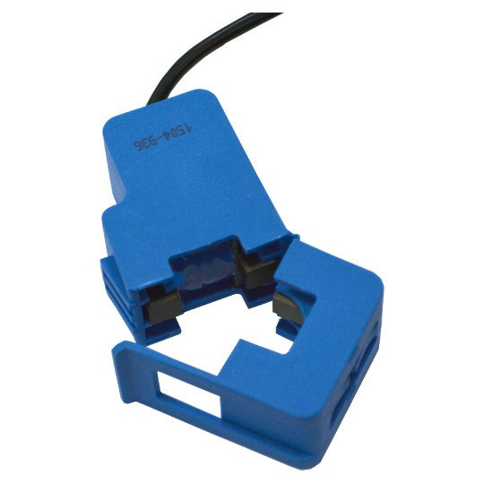 SNS-CURRENT-CT013-100A is split core clamp current transformer which is good for sensing currents up to 100A