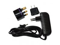 TERES power adapter with status LED 3 meter cable 5V 3A