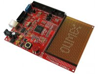 TMS320F28016 development board