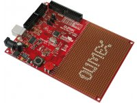 TMS320F28027 development board