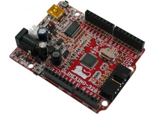 OLIMEXINO-328 - Open Source Hardware Board