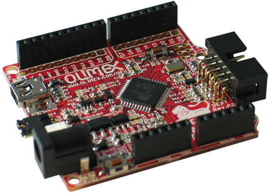 iCE40HX1K-EVB - Open Source Hardware Board
