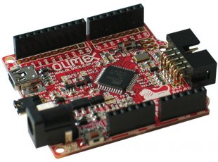 OLIMEXINO-32U4 - Open Source Hardware Board