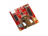 Open source hardware power supply for wearable Arduino Leonardo like development board