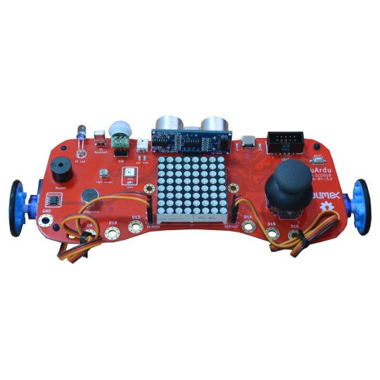 eduArdu - open source hardware educational board