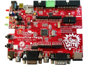 DUINOMITE-MEGA - Open Source Hardware Board