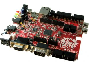 DUINOMITE-eMEGA - Open Source Hardware Board