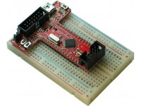 Open Source Hardware T-shaped breadboard