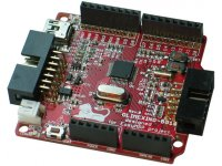 Open Source Hardware ARDUINO-like development board