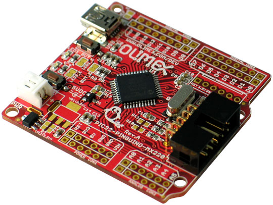 PIC32 - Open Source Hardware Boards
