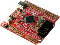 Open Source Hardware Ultra low-cost 32-bit PINGUINO MAPLE ARDUINO like development board