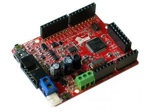 OLIMEXINO-STM32 - Open Source Hardware Board