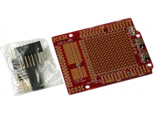 PROTO-SHIELD - Open Source Hardware Board