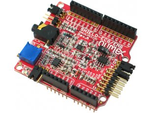 SHIELD-EKG-EMG - Open Source Hardware Board