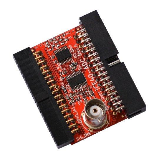 iCE40-DAC - Open Source Hardware Board
