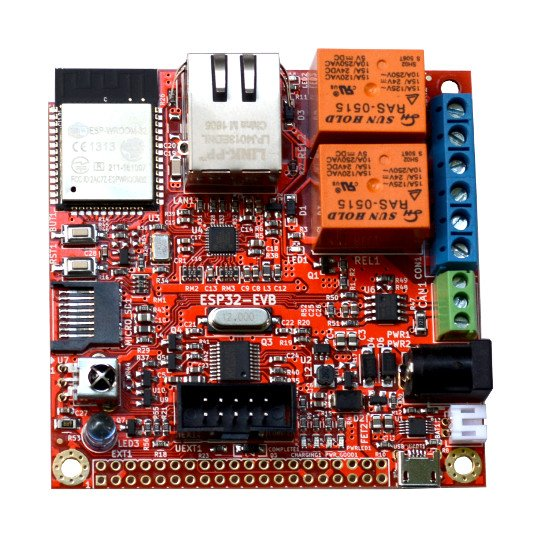 Olimex ESP32 IoT with industrial I/O