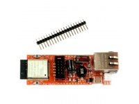 ESP32-POE IoT development board with 100Mb Ethernet, Power over Ethernet, WiFi, BLE, programmer