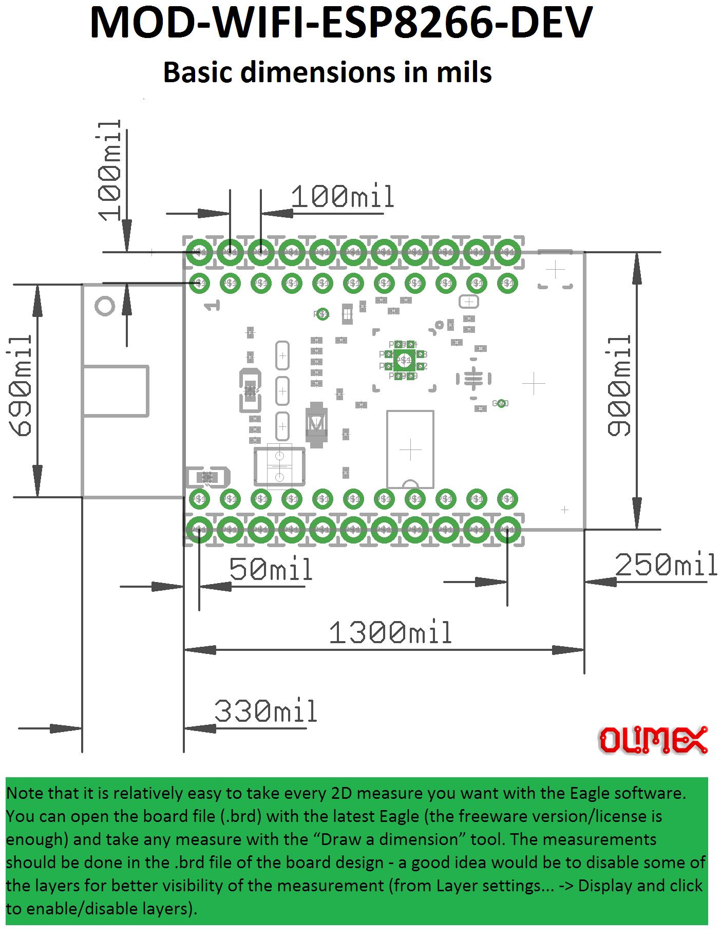 on esp8266mod datasheet pdf