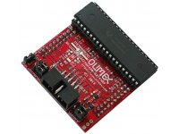 Booster pack suitable for MSP430 LaunchPad boards and compatible with BOTH 20-pin and 40-pin male headers