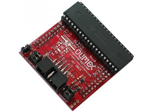 MSP430-G2744BP - Open Source Hardware Board
