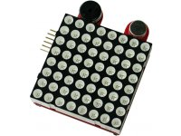 MSP430 Launchpad matrix 8X8 LED matrix