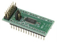 MPS430F1232 header board