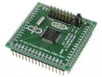MPS430F1611 header board