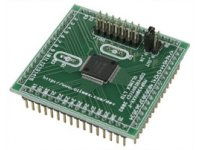 MPS430F413 header board