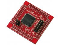 MPS430F5438 header board