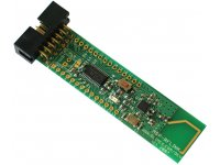 Wireless 2.4GHz module with MSP430F1232 microcontroller