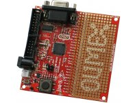 MPS430F1611 development board