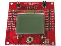 MPS430F169 starterkit development board with graphics LCD, SD/MMC CARD, Joystick