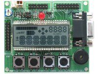 MPS430F449 starterkit development board