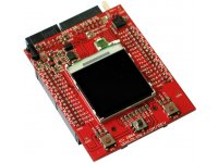 MPS430FG4619 starterkit development board with color graphics LCD, Accelerometer, SD/MMC CARD, Joystick